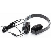 Casti cu Microfon SPK-205 (Negru)