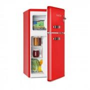 Irene Frigorífico Combinado Frigorifico com 61L Congelador com 24 L Vermelho