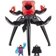 Superman Man Of Steel Quickshots Battle For Metropolis Playset