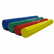 Thera Band Flexbar - Barra Flexible de Goma con Resitencia: Ideal para ganar fuerza y movilidad