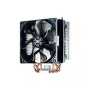 Cooler Master Hyper Т4, съвместим с LGA2011/1366/1156/1155/775 & FM1/AM3+/AM3/AM2