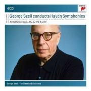 George Szell - Szell Conducts Haydn Symphonies - Sony C (0886976877927) (4 CD)