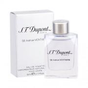 S.T. Dupont 58 Avenue Montaigne Pour Homme eau de toilette 5 ml за мъже