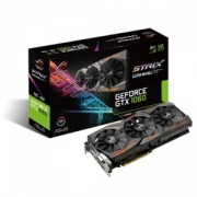 Placa Video Asus ROG Strix GeForce GTX1060 6GB GDDR5