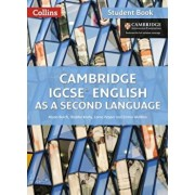 Cambridge IGCSE English as a Second Language: Student Book, Paperback/Alison Burch