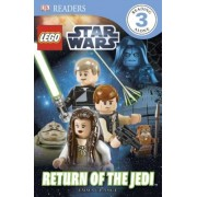 Lego Star Wars: Return of the Jedi, Paperback