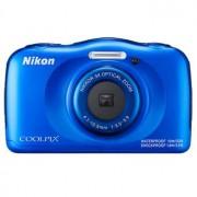 Nikon CoolPix W100 blå