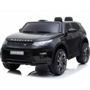 Land Rover Discovery 239 Licencirani džip sa kožnim sedištem i mekim gumama - Crni