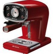 Espressor Manual Ariete Cafe Retro Red