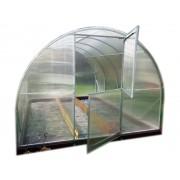 Szklarnia Elite 18 m2 (3x6 m) poliwęglan 4 mm