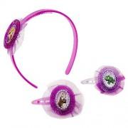 Disney Princess Rapunzel Bin Sparkle Hair Accessory Set