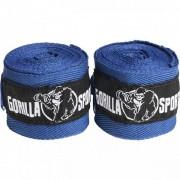 Gorilla Sports Boks bandage Rood