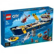 Конструктор Лего Сити - Изследователски кораб - LEGO City Oceans, 60266