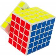 Cubo Magico Rompecabezas MoYu BoChuang 5x5x5-Blanco