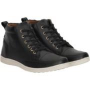 Kraasa Ace 850 Boots, Party Wear(Black)