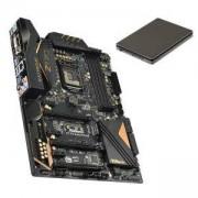 Дънна платка ASROCK Z170 Extreme6 + Вътрешен диск 2.5, 128GB SSD SATA3