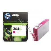 Мастило HP 364XL, Magenta, p/n CB324EE - Оригинален HP консуматив - касета с мастило