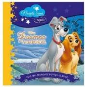 Disney - Doamna si Vagabondul - Noapte buna copii