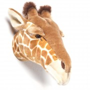 Linnea Peluche trophée Girafe Ruby collection Savane