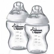 Комплект шишета за хранене Easi Vent 260 мл. Tommee tippee, 262004