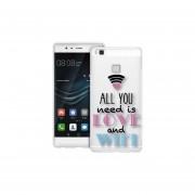 Funda Para Celular Huawei P9 Lite - All You Need Is Love