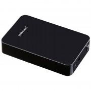 Hard disk extern Intenso MemoryCenter 4TB 3.5 inch USB 3.0 Black