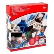 Set constructie - tip lego UBIX casa -120 piese