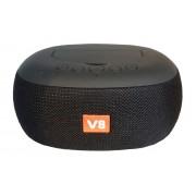 Vezeték nélküli Bluetooth hangszóró Mp3,Rádió,USB, TF/micro SD kártya,3,5 jack,telefon kihangosítás, kinyitható telefon tartó - Super Bass V8
