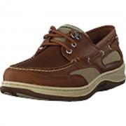 Sebago Clovehitch Ii Fgl Waxed Brown Cinnamon, Shoes, brun, EU 45