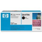 Cartus Toner Black Nr.501A Q6470A 6K Original Hp Laserjet 3600