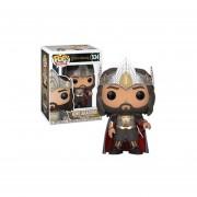 Funko Pop King Aragorn #534 El señor de los anillos Rey Peliculas