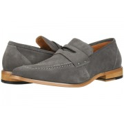 Stacy Adams Colfax Moc-Toe Slip-On Penny Loafer Gray Suede