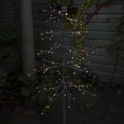 Kaemingk Christmas Tree Pine Snow LED 1.2 Meters