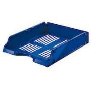 Brevkorg A4 Transit blå