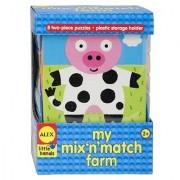 ALEX Toys Little Hands My Mix 'N Match Farm