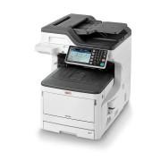 Impressora OKI Multif.lLed A3 cor e mono(4 em 1) -MC853DN (5 ANOS GARANTIA)