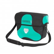 Ortlieb Ultimate6 M Free - lagoon-black - Handelbar Bags