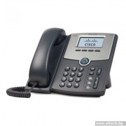 Phone, Cisco SPA502G, 1-Line IP Phone With Display, PoE, PC Port