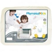 Cobre-leito 100% Pluma-Baby-120X140-Bege