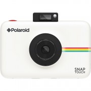 Polaroid Snap Touch Instant Print Digital Camera with Zink Zero Ink Printing Technology - White
