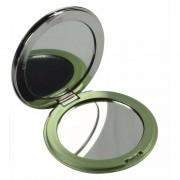 Merkloos Zak spiegeltje groen