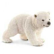 Schleich Divlje Životinje - Beli medved, mladunče 14708
