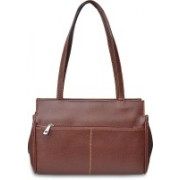 Roshiaaz Messenger Bag(Brown)