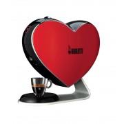 Cafetiera espresso electrica, in forma de inima