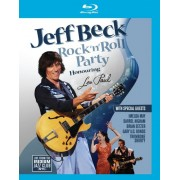 Rock 'n' Roll Party: Honoring Les Paul [Video] [Blu-Ray Disc]