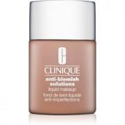 Clinique Anti-Blemish Solutions течен фон дьо тен за проблемна кожа, акне цвят 07 Fresh Golden 30 мл.