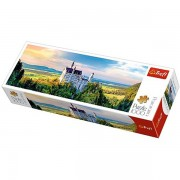 Trefl Puzzle Slagalica Panorama Zamak Neuschwanstein 1000 kom (29028)