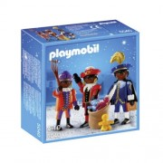 Playmobil 5040 - Christmas - 3 Helper from Santa Claus / Nicolaus