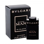 Bvlgari Man In Black eau de parfum 5 ml uomo