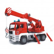 Bruder Fire Engine Crane MAN TGA 1:16 02770